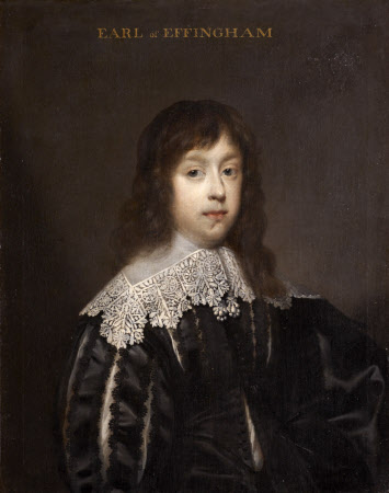 An Unknown Boy, inscribed as the Earl of Effingham