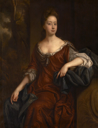 Mary Morice, Lady Carew (d. 1698)