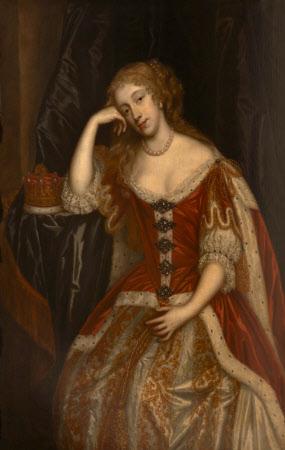 Letitia Isabella Smith, Countess of Radnor (c.1630-1714)