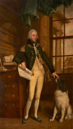 Sir John William de la Pole, 6th Bt (1757-1799)