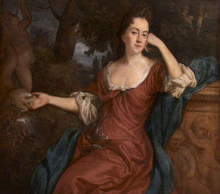 Anne Morice, Lady Pole of Werrington (d. 1713/14)