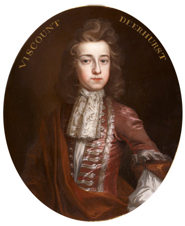 Thomas Coventry, Viscount Deerhurst, later 2nd Earl of Coventry (c. 1672 - 1710)