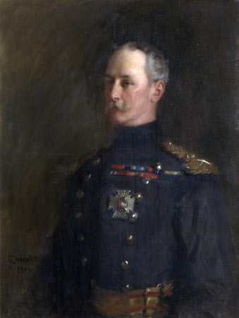 Lieutenant-General  Sir Reginald Pole-Carew, KCB, CVO, MP (1849 - 1924)