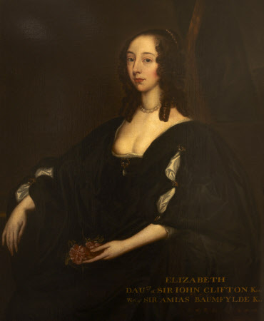 Said to be Elizabeth Drake, Lady Bampfylde