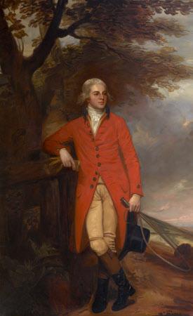 Sir John William de la Pole, 6th Bt of Shute, MP (1757 - 1799)