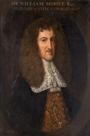 Sir William Morice, PC, MP (1602 - 1676)