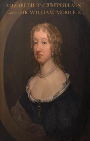 Elizabeth Prideaux, Lady Morice (b. 1604)