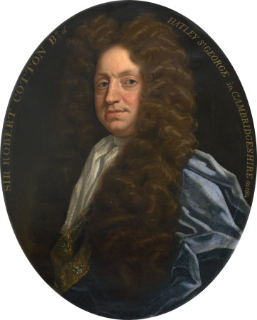 Sir Robert Cotton, MP (1644 - 1717)