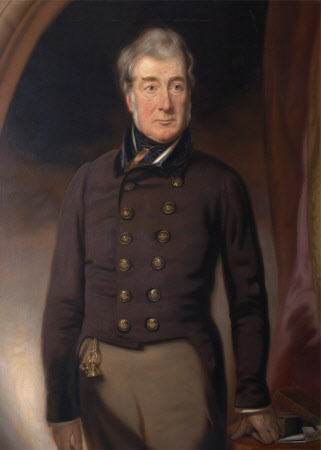 Sir William Templer Pole, 7th Bt (1782 - 1847)