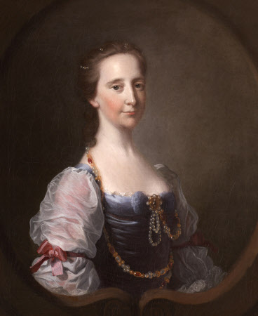 Mary Bampfylde, Lady Carew, later Mrs Francis Buller (died before 1763)