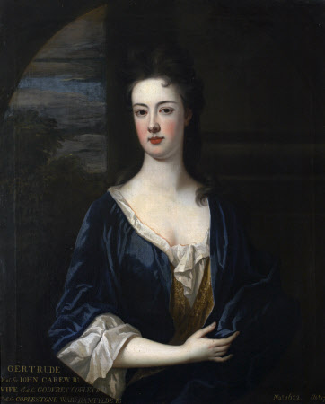 Gertrude Carew, Lady Copley, later Lady Bamfylde (1682–1736)