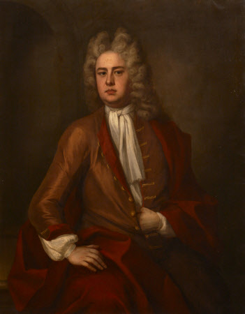 Sir William Carew, 5th Bt, MP (1689–1743/4)