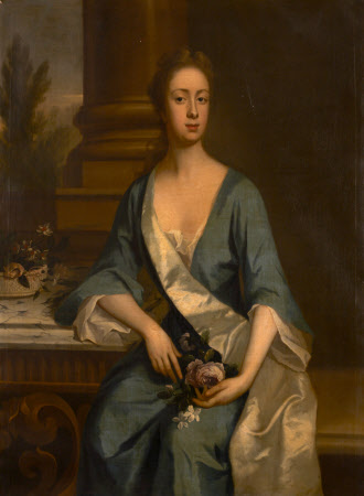 Lady Anne Coventry, Lady Carew (1695/96–1733)