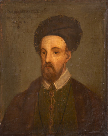 Sir Nicholas Carew of Beddington, KG (b. after 1496 -1539)