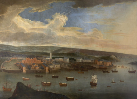View  of Devonport