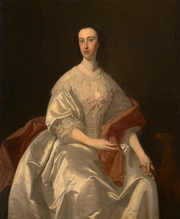 Mary Bampfylde, Lady (Coventry) Carew of Antony, Lady Carew, later Mrs Francis Buller, of Morval ...