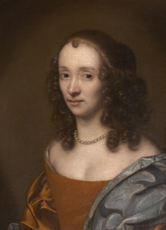 Urith Shapcote, Lady Pole (c.1623 -1697)