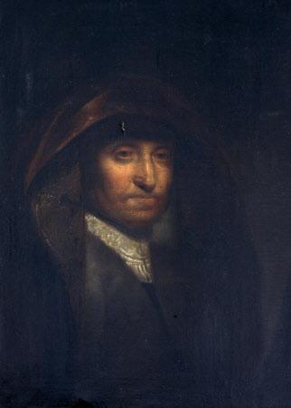 'Rembrandt's Mother' (after Rembrandt)