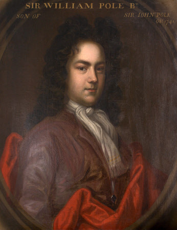 Sir William Pole, 4th Bt (1678–1741)