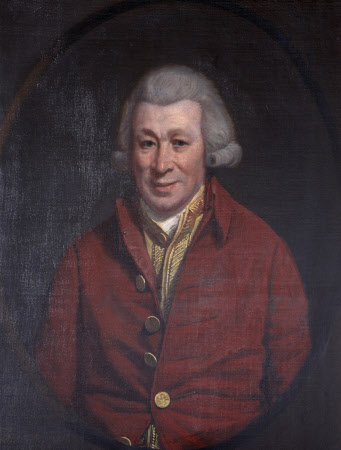 Peter Palmer, Huntsman to Sir John William De la Pole, 6th Bt
