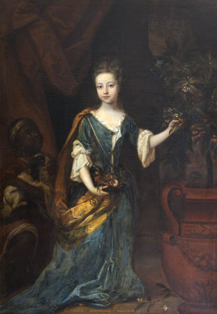 Margaret Brownlow (1687-1710)