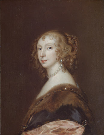 Mary Hill, Lady Killigrew (1615-1686)