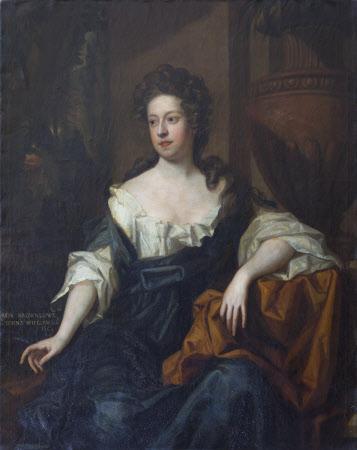 Alice Sherard, Lady Brownlow (1659-1721)