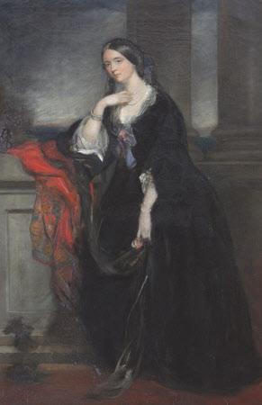 Lady Marian Margaret Compton, Viscountess Alford (1817-1888)