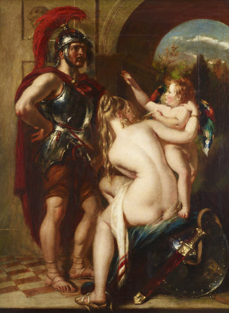Mars, Venus and Cupid