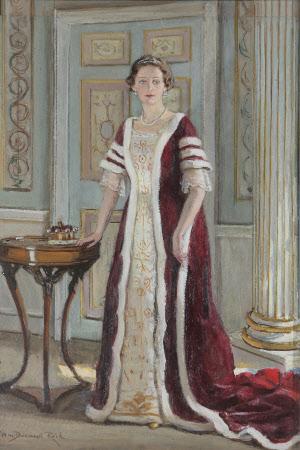 Edith Teresa Hulton, Lady Berwick (1890-1972)