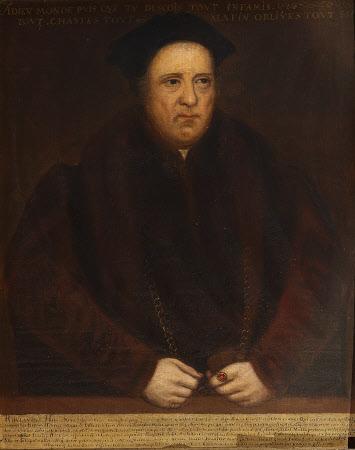 Sir Rowland Hill (?1492-1561)