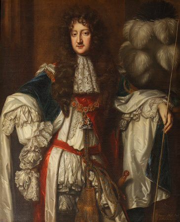 Laurence Hyde, 1st Earl of Rochester (1641-1711), in Garter Robes