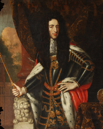 King William III (1650-1702), as Prince of Orange and Stadhouder of The Netherlands