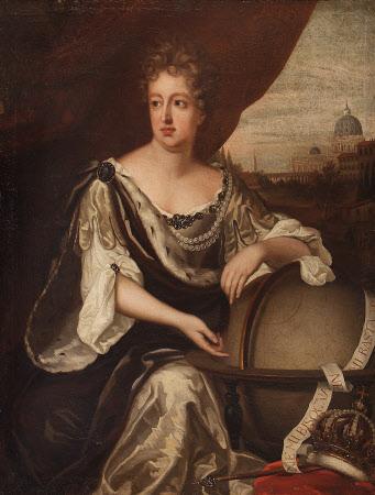 Queen Christina of Sweden (1626-1689) in Rome