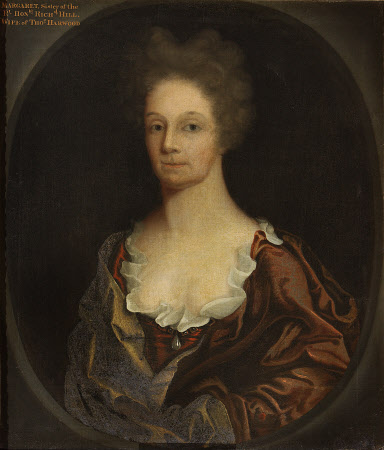 Margaret Hill, Mrs Thomas Harwood (d.1734)