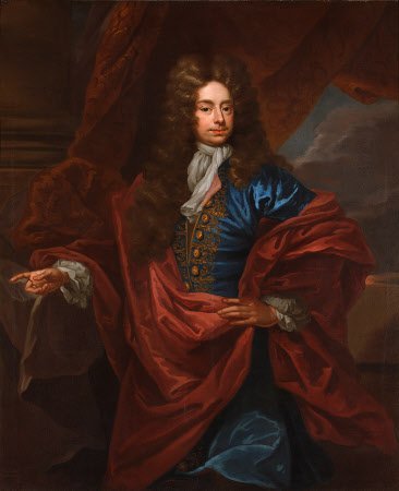 The Reverend and Rt Hon. Richard Hill of Hawkstone (1654-1727)