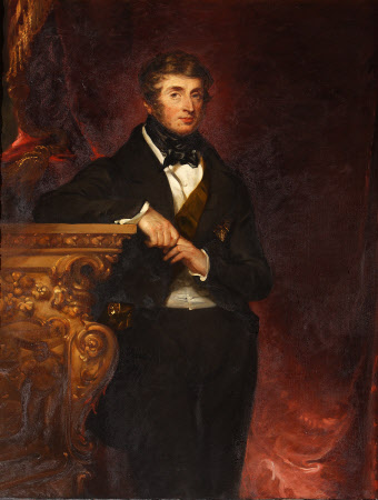 Charles Brudenell-Bruce, 2nd Earl and 1st Marquess of Ailesbury (1773-1856)