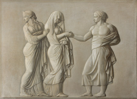 The Marriage of Peleus and Thetis