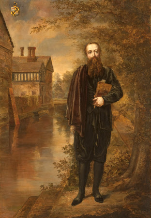 Edward Heneage Dering (1826-1892), ' The Philosopher's Morning Walk'