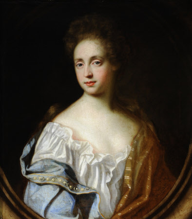 Called 'Julianna, wife of Sir John Dolben, Bt.'