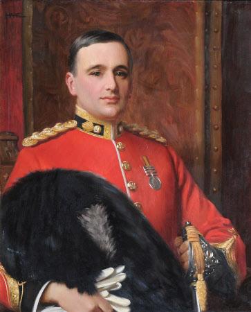 Captain J.H.R. Yardley, Royal Inniskiling Volunteers