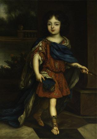 Charles Lennox, 1st Duke of Richmond & Lennox (1672–1723) as a Child
