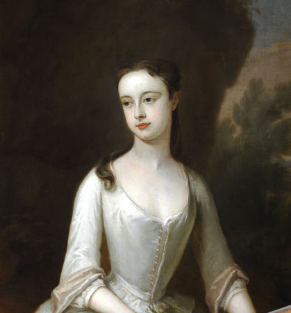 Jemima Harpur, Lady Palmer (d.1763)