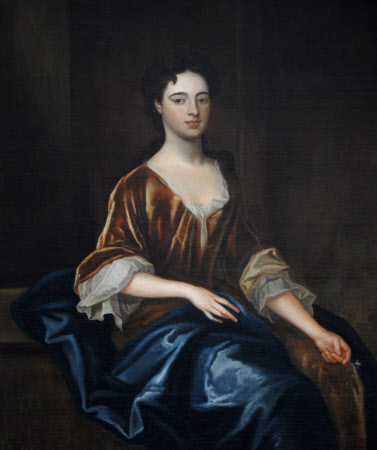 Mary Harpur, Lady Holt (d.1752)