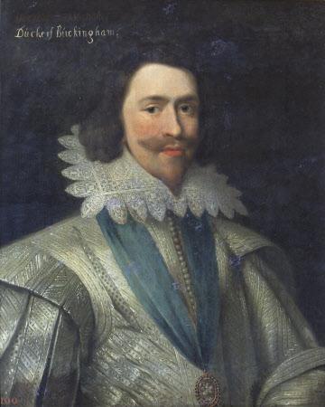 George Villiers, 1st Duke of Buckingham (1592-1628) (after Daniel Mytens the elder)