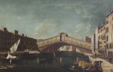 View of the Rialto, Venice