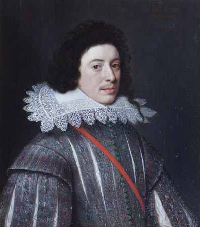 James Stanley, Lord Strange, 7th Earl of Derby (1607-1651)