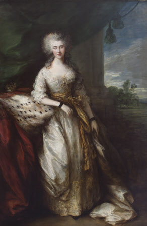 Caroline Conolly, Countess of Buckinghamshire (c.1755 - 1817)