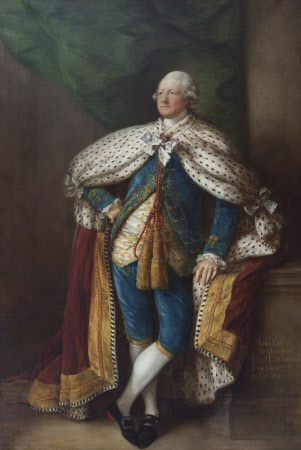 John Hobart, 2nd Earl of Buckinghamshire (1723-1793)