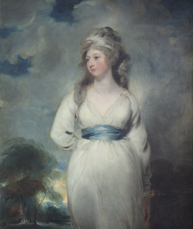 Lady Amelia (Emily) Anne Hobart, Vicountess Castlereagh, Marchioness of Londonderry (1772-1829)